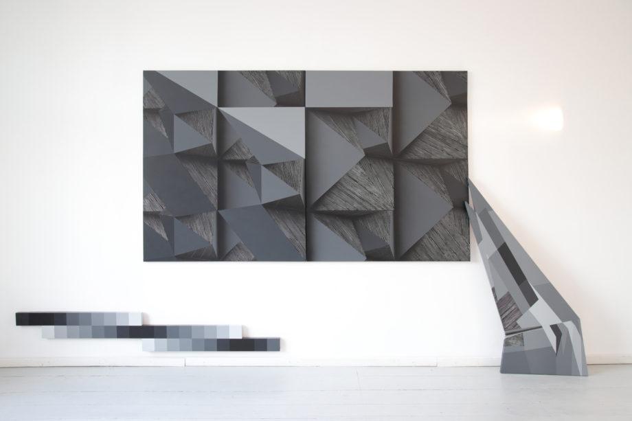 No signal – no painting, Katarzyna Rutkowska, Colony of Artists, Gdańsk 06.04.-30.04.2019