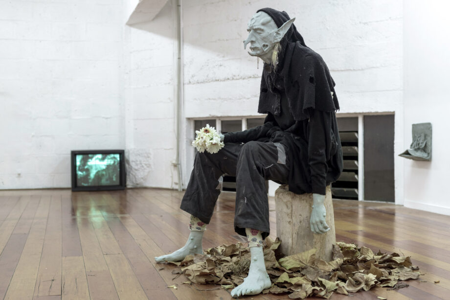 """""""Decay, Detritus and Decomposition"""", Brad Logan Heappey, Furniture Gallery, Auckland 2020"""