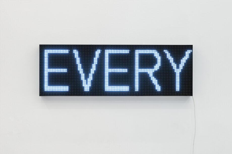 """""""Familiar Feeling"""", Maciej Gąbka, Rodriguez Gallery, Poznań 2020"""