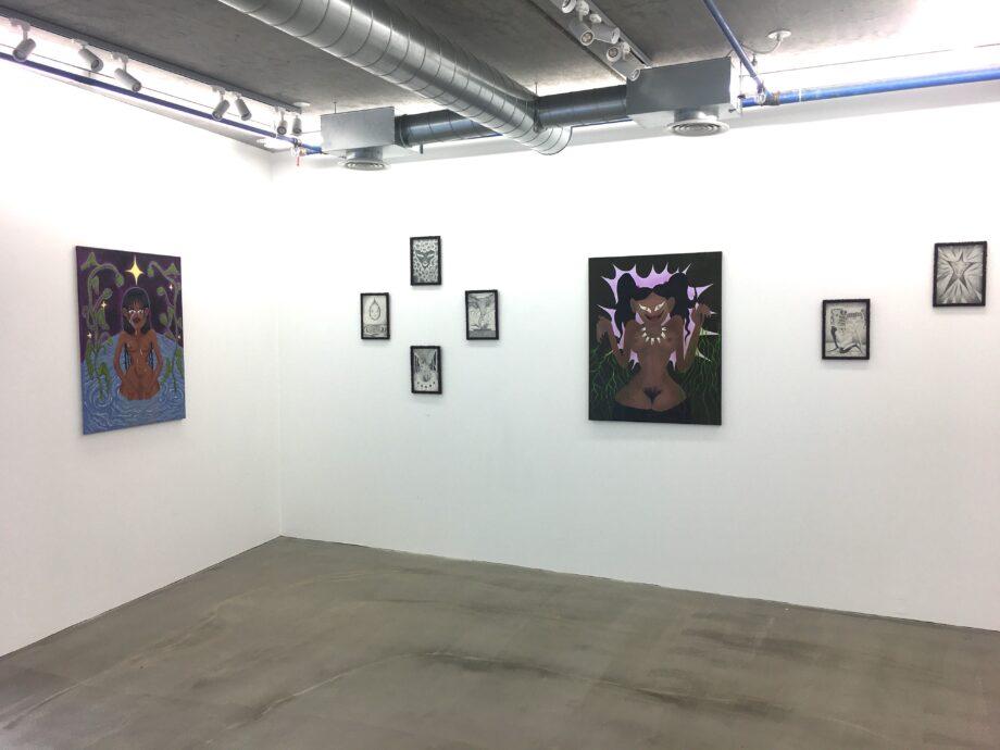 Natural Fragility, Dyrfina Benita, Thula Gallery, Reykjavik 17.10.-08.11.2020