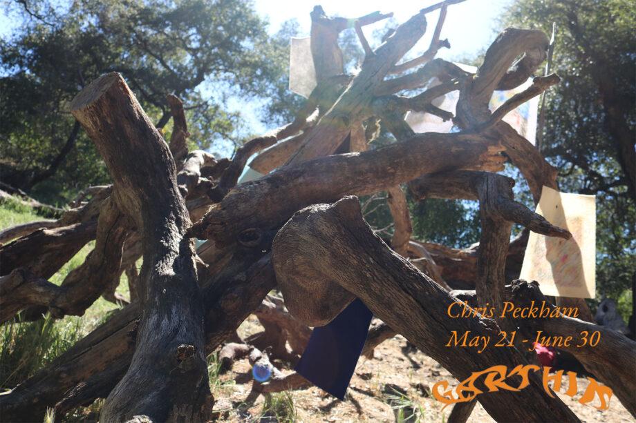 """Gone Broody"", Chris Peckham at Garthim, Los Angeles 21.05.-30.06.2021"